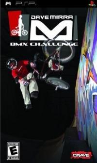 Dave Mirra BMX Challenge Box Art