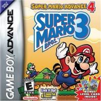 Super Mario Advance 4: Super Mario Bros. 3 (Bonus Level Card Inside) Box Art