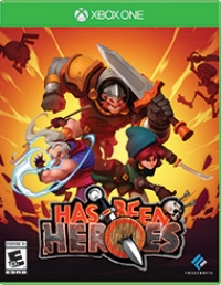Has-Been Heroes Box Art