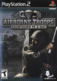 Airborne Troops: Countdown to D-Day Box Art