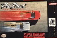 Duel, The: Test Drive II Box Art