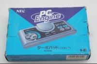 NEC Turbo Pad (Black) Box Art