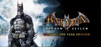 Batman: Arkham Asylum - Game of the Year Edition Box Art