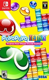 Puyo Puyo Tetris Box Art