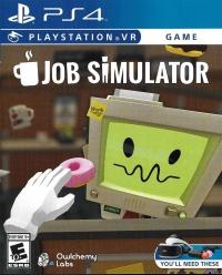 Job Simulator Box Art