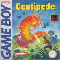 Centipede (Accolade) Box Art
