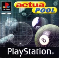 Actua Pool Box Art
