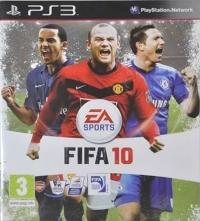 FIFA 10 (PS3 logo) Box Art