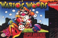Wario's Woods Box Art