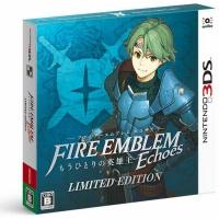 Fire Emblem Echoes: Mou Hitori no Eiyuu Ou - Limited Edition Box Art