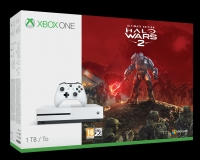Microsoft Xbox One 1TB - Halo Wars 2 [EU] Box Art