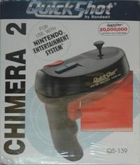 Bondwell QuickShot Chimera 2 Box Art