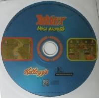 Astérix: Mega Madness - Kellogg's Box Art