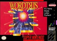 Wordtris Box Art