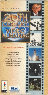 20th Century Video Almanac Box Art
