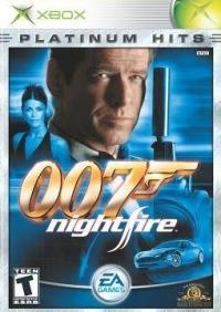 007: Nightfire - Platinum Hits Box Art