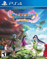 Dragon Quest XI: Echoes of an Elusive Age - Edition of Light Box Art