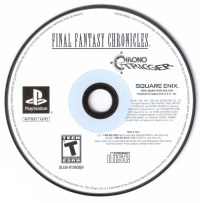 Final Fantasy Chronicles: Chrono Trigger Box Art