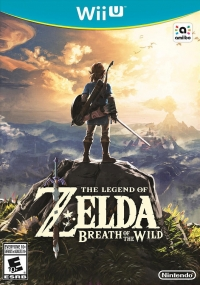 Legend of Zelda, The: Breath of the Wild (fixed controller compatibility) Box Art