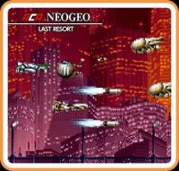 ACA NeoGeo: Last Resort Box Art