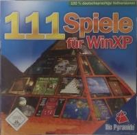 111 Spiele für WinXP Box Art