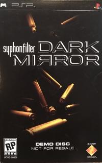 Syphon Filter: Dark Mirror Demo Box Art