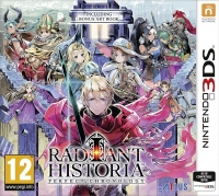 Radiant Historia: Perfect Chronology [UK] Box Art
