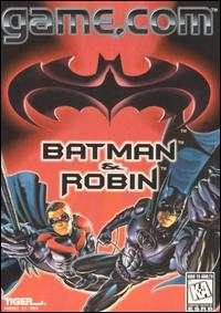 Batman & Robin Box Art