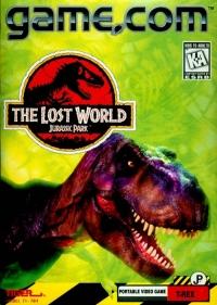 Lost World, The: Jurassic Park Box Art