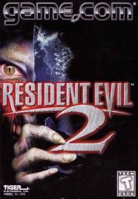 Resident Evil 2 Box Art