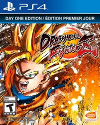 Dragon Ball FighterZ - Day One Edition Box Art
