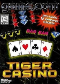 Tiger Casino Box Art