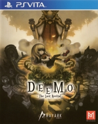 Deemo: The Last Recital Box Art