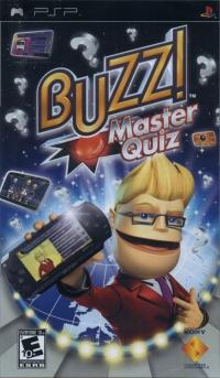 Buzz! Master Quiz Box Art