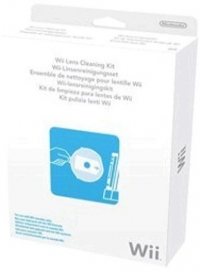 Wii Lens Cleaning Kit [EU] Box Art