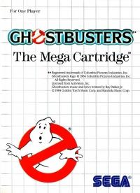 Ghostbusters Box Art