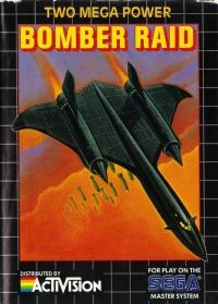 Bomber Raid Box Art