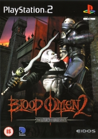 Blood Omen 2 [UK] Box Art