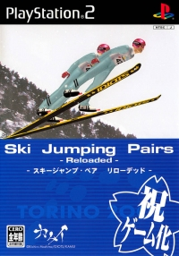 Ski Jumping Pairs Reloaded Box Art
