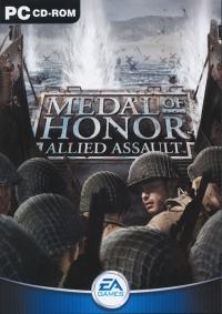 Medal of Honor: Allied Assault [SE][FI][NO][DK] Box Art
