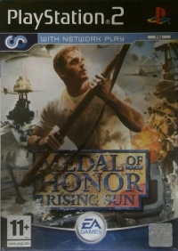 Medal of Honor: Rising Sun [FI] Box Art