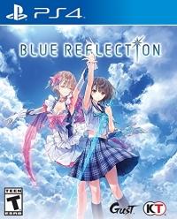 Blue Reflection Box Art