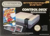 Nintendo Entertainment System Control Deck - Super Mario Bros. 2 [EU] Box Art