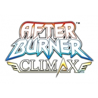 After Burner Climax Box Art