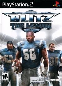 Blitz: The League Box Art
