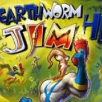 Earthworm Jim HD Box Art