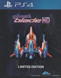 Ghost Blade HD - Limited Edition Box Art