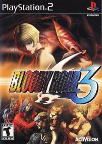 Bloody Roar 3 Box Art