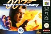 007: Die Welt ist nicht Genug Box Art