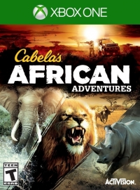 Cabela's African Adventures Box Art
